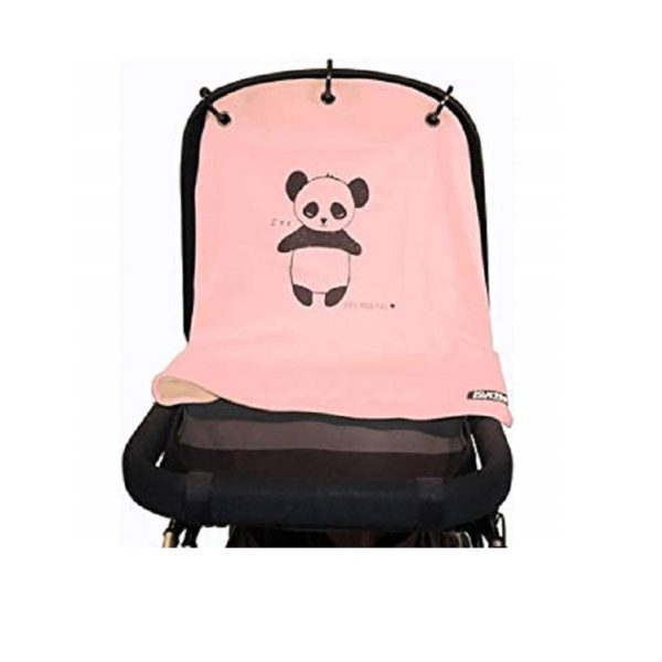 panda rosa