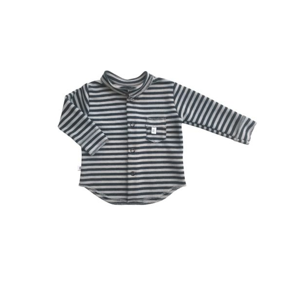 BAMBOOM BLOUSE STRIPE